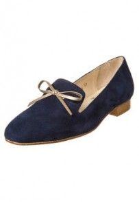 Gadea TITAN Półbuty wsuwane niebieski Slippers, Loafers, Flats, Shopping, Shoes, Travel Shoes, Toe Shoes, Sneakers, Zapatos