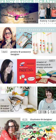Help Creative Thursday Meet Her Kick Starter Goal - A New Awesome Series | Meet the Creatives! 5 Days Left!
