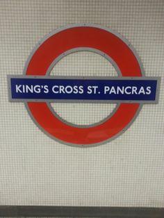 King's Cross St. Pancras tube station