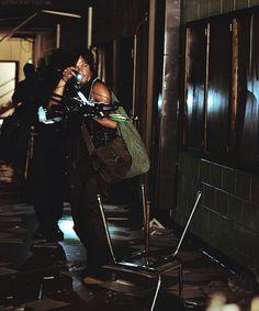 The Walking Dead. Daryl Dixon. Season 4.