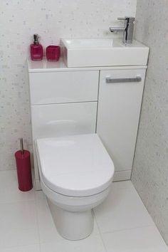 Gorgeous 55 Amazing Tiny House Bathroom Shower Tub Ideas https://roomodeling.com/55-amazing-tiny-house-bathroom-shower-tub-ideas #tinybathrooms