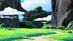 Environment Sketches 2 on Behance Landscape Concept, Fantasy Landscape, Landscape Art, Landscape Paintings, Landscapes, Environment Sketch, Environment Design, Animation Background, Art Background