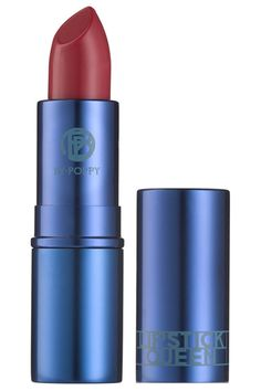 """Joyann King, Digital Director """"I am obsessed with all of Poppy King's products, but her best-selling Jean Queen, a wear-everywhere super-natural blue-pink, is my makeup bag essential.""""  Lipstick Queen in Jean Queen, $20, lipstickqueen.com."""