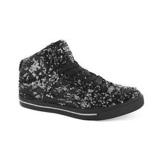 Gotta Flurt HIP HOP II Sneakers ($50) ❤ liked on Polyvore featuring shoes, sneakers, colorful shoes, cushioned shoes, sequin shoes, colorful sneakers and sequin sneakers