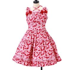 http://www.wunderwelt.jp/products/detail5826.html ☆ ·.. · ° ☆ ·.. · ° ☆ ·.. · ° ☆ ·.. · ° ☆ ·.. · ° ☆ Pink Cherry dress BABY THE STARS SHINE BRIGHT ☆ ·.. · ° ☆ How to order ↓ ☆ ·.. · ° ☆ http://www.wunderwelt.jp/user_data/shoppingguide-eng ☆ ·.. · ☆ Japanese Vintage Lolita clothing shop Wunderwelt ☆ ·.. · ☆ #babythestarsshinebright