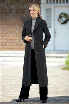 Women's Lauren Ralph Lauren Wool Blend Reefer Coat   Beijing ...