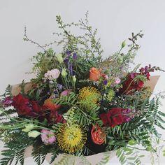 FRESH FLOWER BOUQUET F l o r a l S t y l i s t  (@pebbleanddot) Wild garden full of color 🌿 Fresh Flowers, Happy Friday, Floral Wreath, Wreaths, Garden, Bouquets, Plants, Color, Instagram