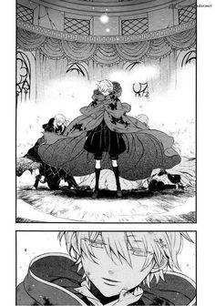The truth of Jack Vessalius / Pandora Hearts manga Manga Art, Anime Art, Manga Anime, D Gray Man Anime, Pandora Hearts Oz, Oz Vessalius, Comic Layout, Spice And Wolf, Genesis Evangelion