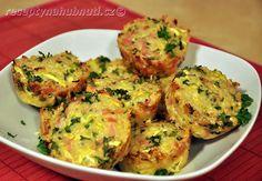 Baked Potato, Quinoa, Cauliflower, Vegetarian Recipes, Low Carb, Eggs, Pasta, Bread, Fitness
