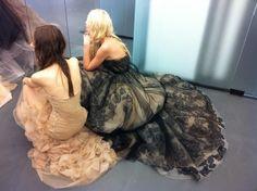 Vera Wang Bridal, Blush, Black, Lace, Pinks, Wedding, Bridal, Inspiration, Mood Boards (1)