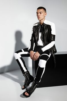 Balmain | Spring 2015 Menswear Collection | Style.com