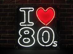 I heart 80's