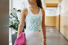 Berries & Passion: at the gym