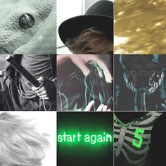 Lloyd ninjago collage - by KittyShish