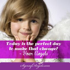You've wanted to do it for so long. There is no better time than now. Go ahead, we are with you. ~ Your Angels