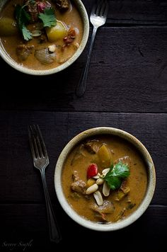 Chicken Massaman Curry - Savory Simple