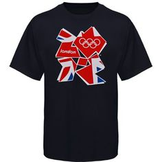 London 2012 Summer Olympics Main Logo T-Shirt
