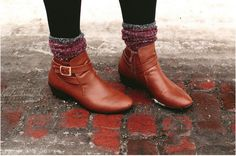 Wigwam Pine Lodge socks were featured in a blog post by Selective Potential.