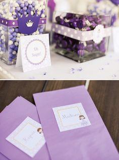 Purple Princess Party