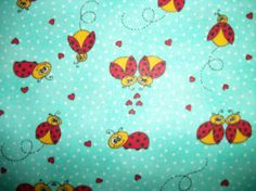 Ladybug collection is a fun and quirky variety of absolutely adorable bugs themed patterns and prints geared towards children that showcase a multitude of bright and exuberant color ways and playfully imaginative designs to select from. This ladybug print is yet another irresistible assortment of fabric patterns and prints that we have here at Universal ideas.
