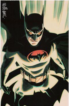 Batman by David Williams