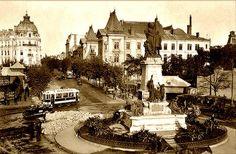Bucuresti - Pta I.C. Bratianu - 1929