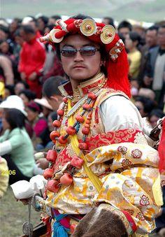 Litang Horse Festival, Eastern Tibet (Kham), 2006