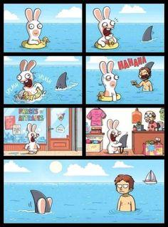Revenge from rabbit