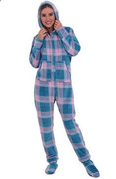 Sexy fleece pajamas