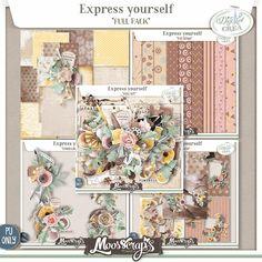 Express Yourself by Moosscrap's Designs http://digital-crea.fr/shop/index.php?main_page=index&manufacturers_id=182 http://www.oscraps.com/shop/MoosScraps/