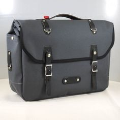 Intrans Laptop Pannier - Classic panniers, messenger bags and backpacks by Philosophy Bags