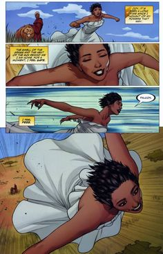 From Vixen : Return of the Lion.