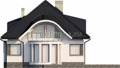 Modern Bungalow House, Design Case, How To Plan, Mansions, Architecture, House Styles, Outdoor Decor, Yandex, Home Decor