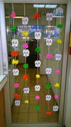 11 ideas para la decoración de puertas para Día de Muertos #diademuertos #decoración