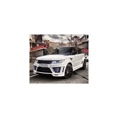 Search range rover images via Polyvore
