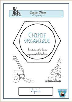 Le lapbook de la chimie organique - Ce lapbook de 100 pages comprend 45 activités. www.carpediem.asso.fr