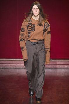 Maison Margiela - Men Fashion Fall Winter 2015-16 - Shows - Vogue.it