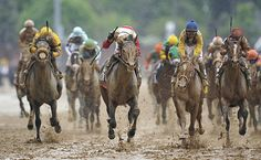 In honor of the possible Triple Crown: The Ugly Truth About Horse Racing - Atlantic Mobile