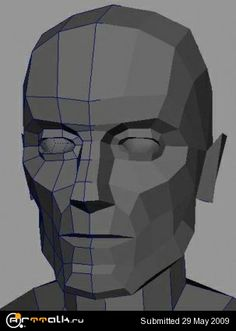 Modeling Techniques, Modeling Tips, Character Modeling, 3d Character, Life Drawing, Figure Drawing, Face Topology, Cartoon Ears, Polygon Modeling