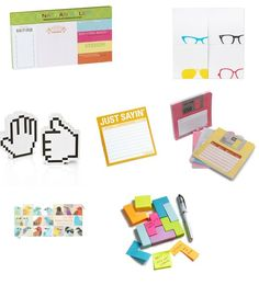 Cute post-it notes!