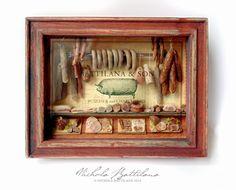 Pixie Hill: A little butcher shop