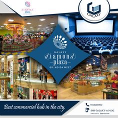 #GalaxyDiamondPlaza is one of the most astonishing #commercial hub in Delhi/NCR. #TheGalaxyGroup #Apartment #CommercialProperty #ResidentialProperty Visit us at www.thegalaxygroup.com