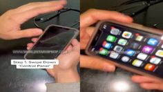 Life Hacks: Dude Shows How To Unlock Anybodies iPhone Without The Passcode!
