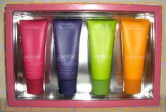 Victoria's Secret BODY BY VICTORIA Sensual Comfort Energize Confident lotion set   eBay