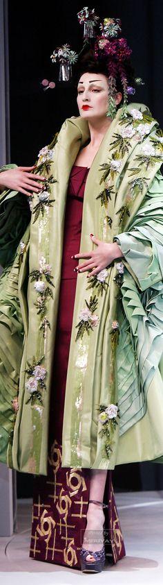 ~Christian Dior   House of Beccaria. V