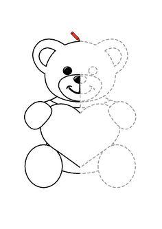 Çizgi Çalışma Sayfası - Act Tutorial and Ideas Preschool Writing, Homeschool Kindergarten, Preschool Art, Art Drawings For Kids, Drawing For Kids, Drawing Art, Kindergarten Drawing, Kids Math Worksheets, Drawing Activities