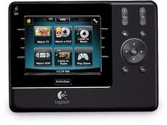 Logitech knows how to make universal remote controllers. Love the touch screen. (Harmony® 1100)