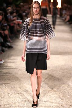 Damir Doma Resort 2014 Collection Slideshow on Style.com