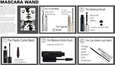 """finding THE mascara is a journey"" by fatal-poison-4-u ❤ liked on Polyvore"