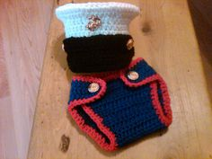 1000+ images about Crochet military on Pinterest Marine ...